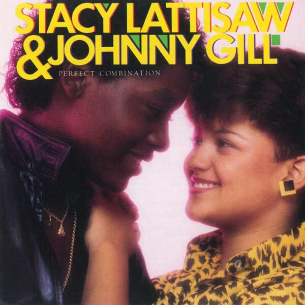 """In 1984, Stacy and her childhood friend, Johnny Gill (who would later become part of boy band New Edition) released the album, """"Perfect Combination"""" which peaked at #139 on the Billboard 200 and #27 on Billboard's R&B Albums chart."""