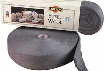 Liberon Oil Free Steel Wool 0000 Amazing Stuff Steel Wool