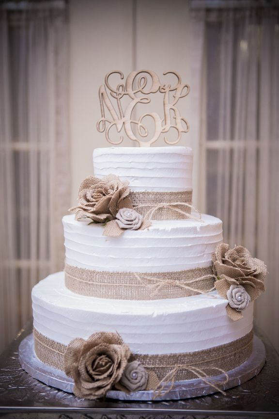 Amazing Rustic Wedding Cakes