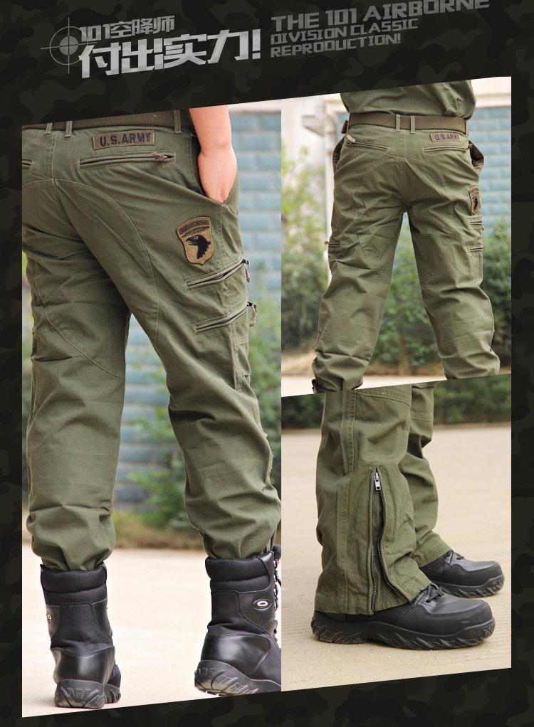 Airborne Ranger US army Military Jerzees Jogger Jogging Pantalon