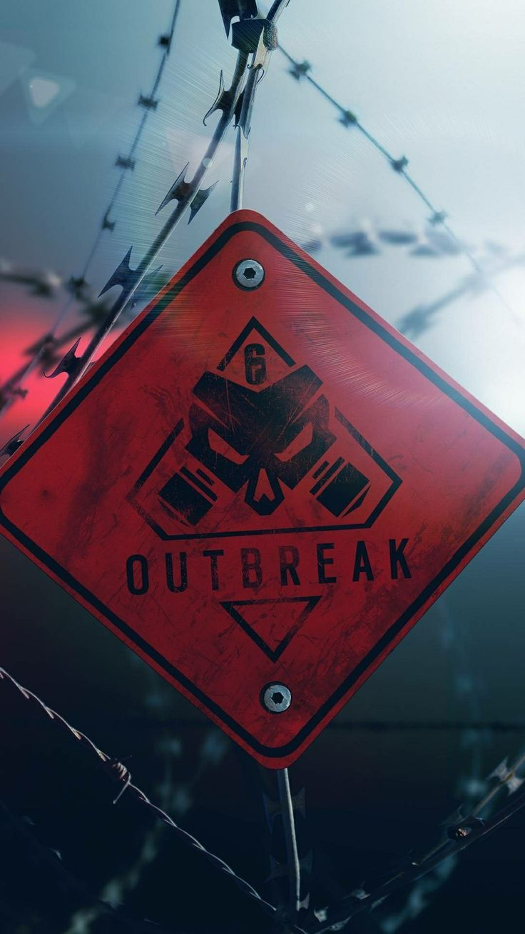 Rainbow Six Siege Outbreak Latar Belakang Seni Wallpaper Ponsel