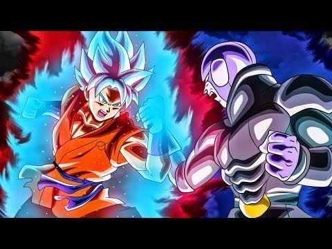7 viên ngọc rồng siêu cấp | Hit VS Goku Tái Đấu - Goku Gục Ngã Chỉ Với 1.