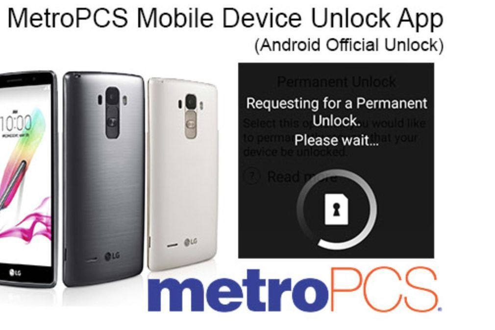 MetroPCS UNLOCK APP FOR Unlock Pin MetroPCS Samsung Galaxy