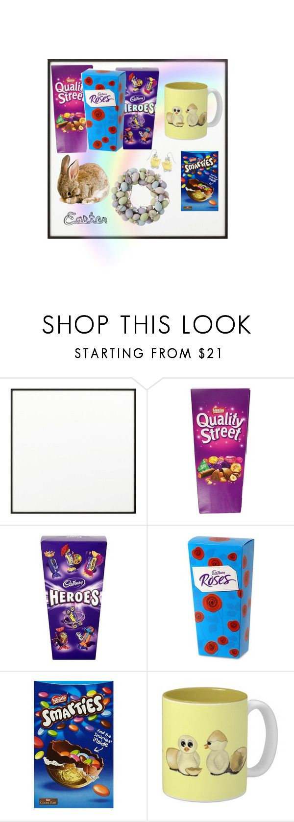 """Easter Time"" by secretarialap ❤ liked on Polyvore featuring interior, interiors, interior design, home, home decor, interior decorating, By Lassen, Natures Jewelry, Easter and easter2017"