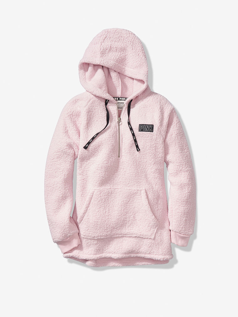09a4bed2ea3 Page Not Available - Victoria s Secret. PINK Sherpa Hoodie