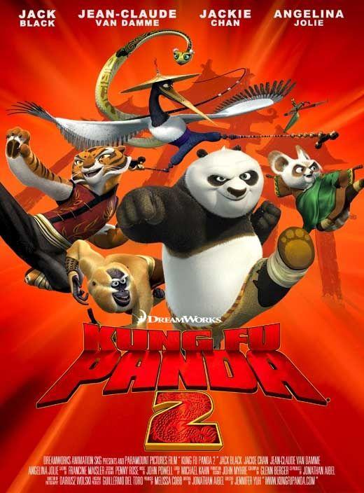 Kung Fu Panda 2 2011 Kung Fu Panda Kung Fu Panda 3 Panda Movies