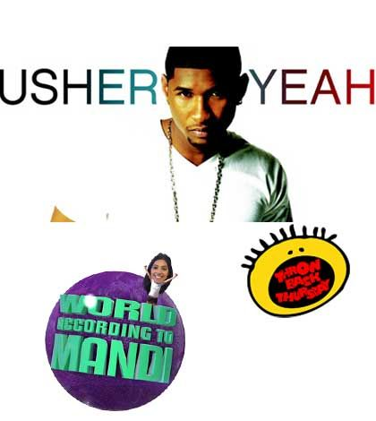 Tbt Usher S Classic Song Yeah Buzzchomp Vlog Classic Songs