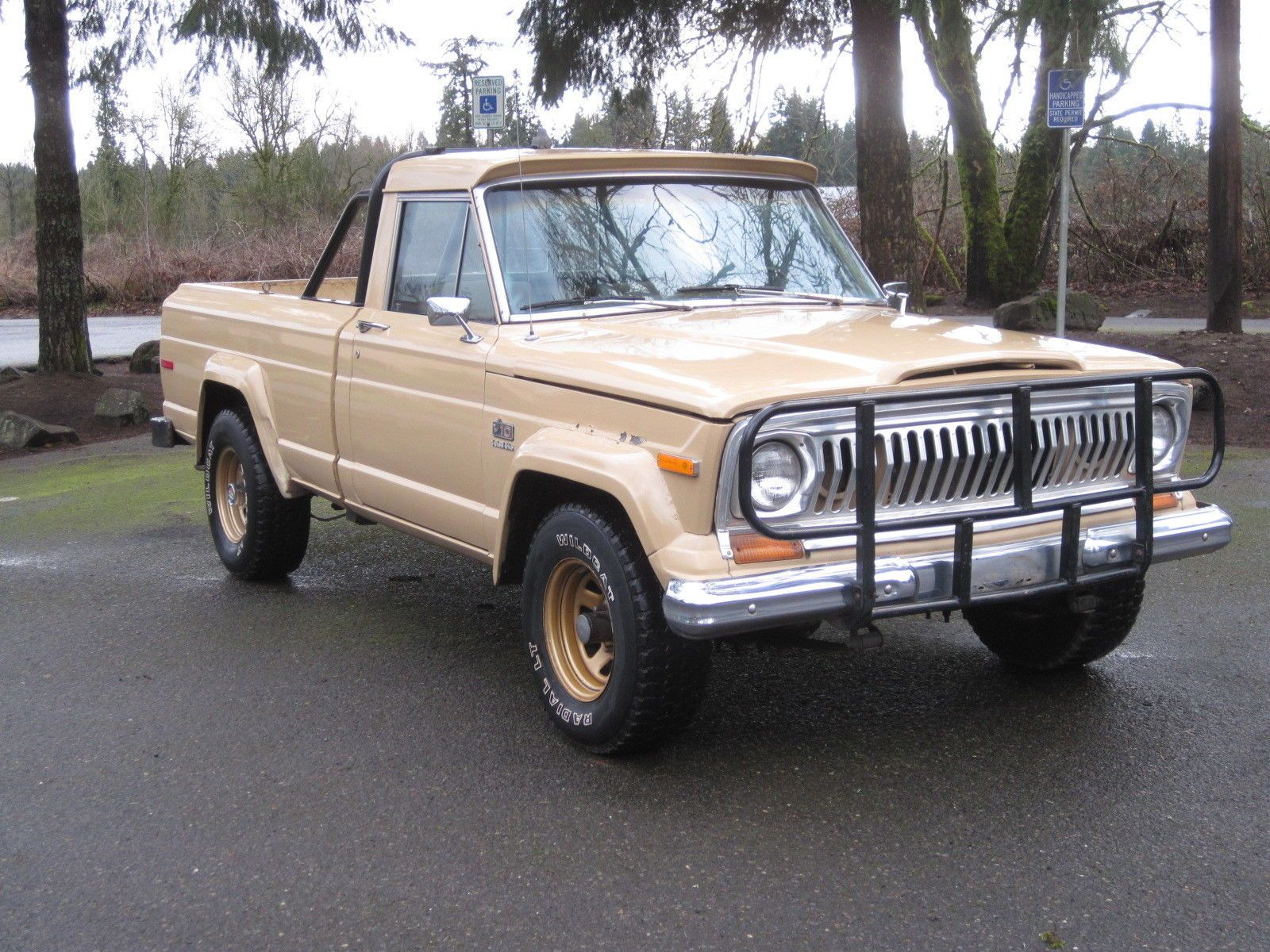 small resolution of  78 jeep j10 golden eagle