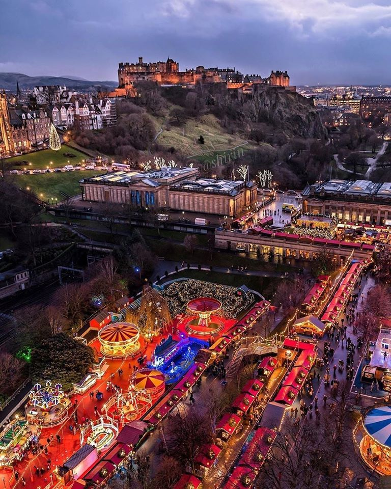 Christmas In Edinburgh 2020 7 Best Things To Do In Edinburgh At Night   Updated 2020 in 2020