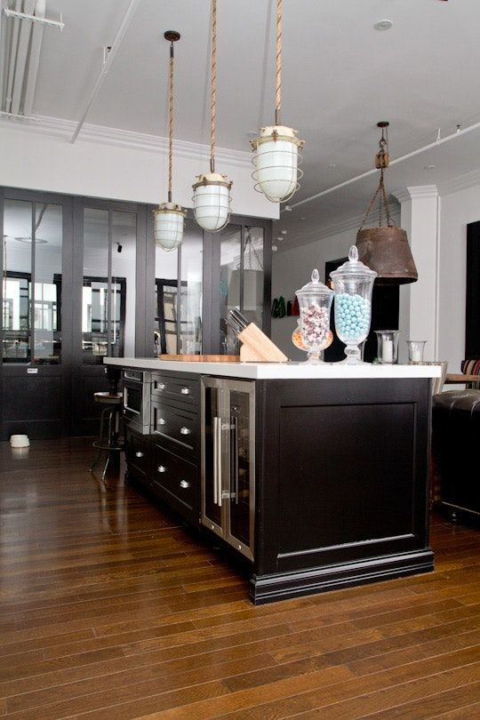 Black Kitchens Are Not Spooky. Here Are 5 That Prove It. | TV Mount on halloween kitchen, monster kitchen, witch kitchen, oblong kitchen, kooky kitchen, skeleton kitchen, zombie kitchen, scary kitchen, wicked kitchen, bloody kitchen, ikea bar cabinets for kitchen, eerie kitchen, haunted ghost in kitchen, creepy kitchen, trippy kitchen, vampire kitchen, night kitchen, horror kitchen, abandoned kitchen, dark kitchen,
