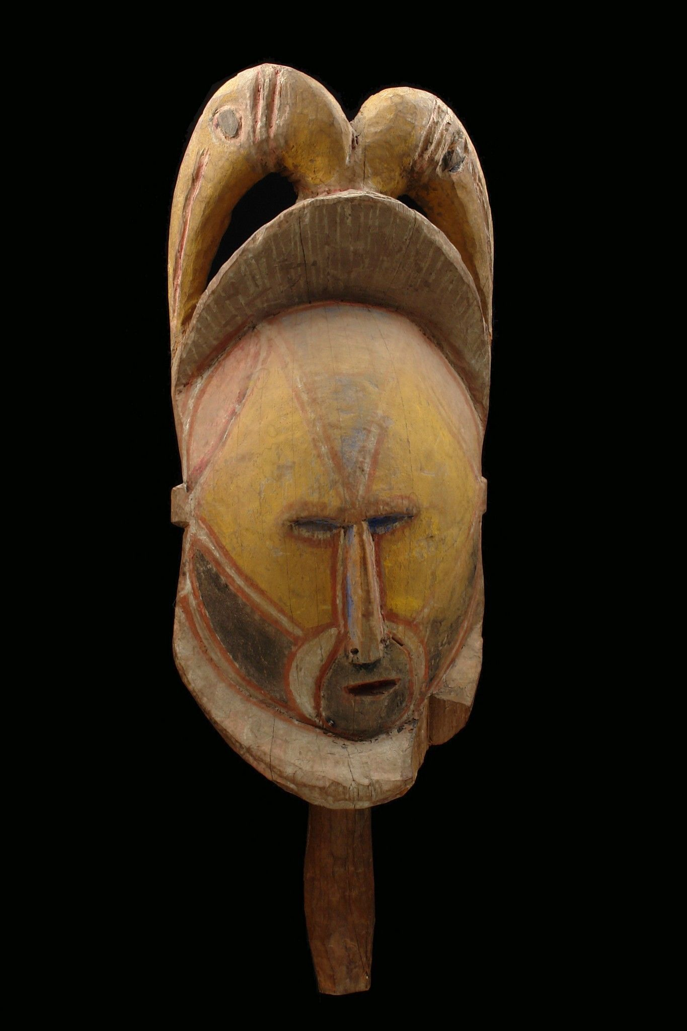 Portrait of a spirits head Papua New Guinea - Maprik 26 inches