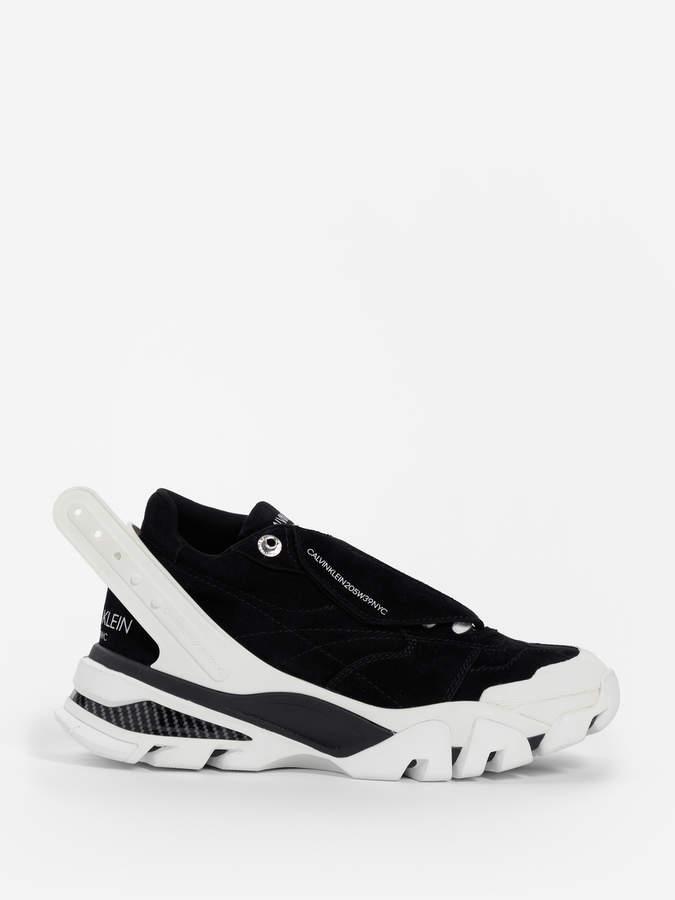 Calvin Klein Flat sole sneakers pqF8r7z