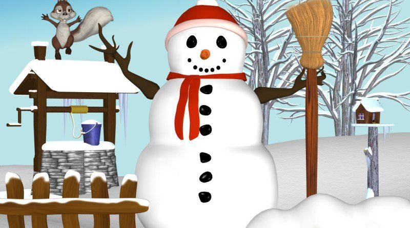 فصل الشتاء مفاهيم وانشطه للاطفال Snowman Snowmen Pictures Wallpaper