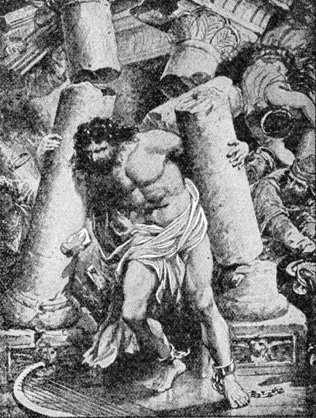 d1cf2853b samson temple - Pesquisa Google | tattoos | Christian art, Art ...