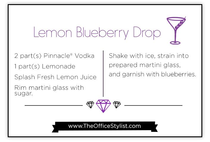 LemonBlueberryDropRecipe