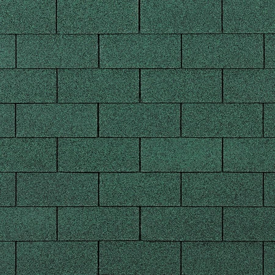 Best Owens Corning Supreme 33 33 Sq Ft Chateau Green 3 Tab Roof 400 x 300