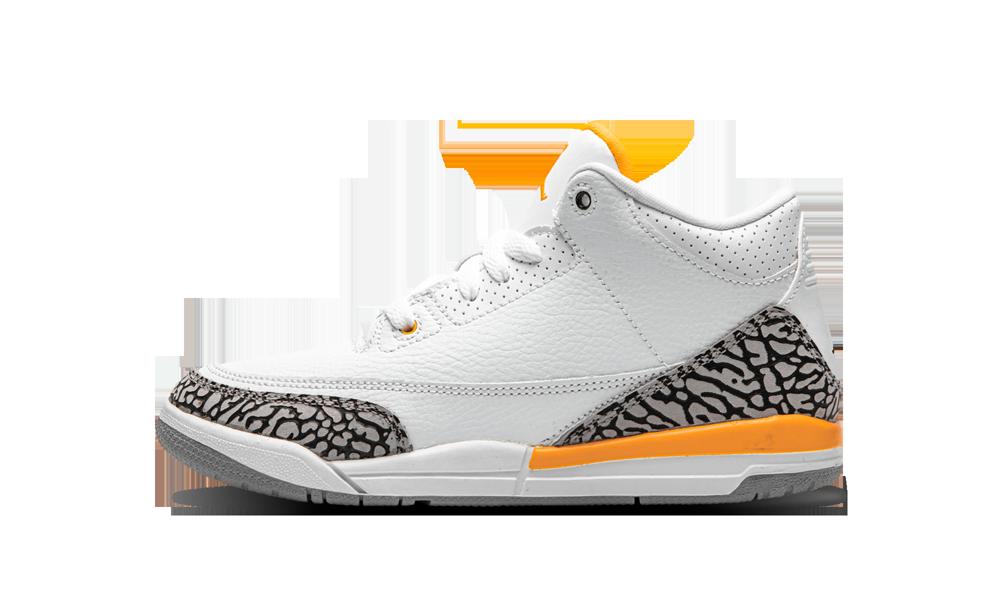 Air Jordan 3 Ps Laser Orange 441141 108 2021 Air Jordans Air Jordans Retro Jordans