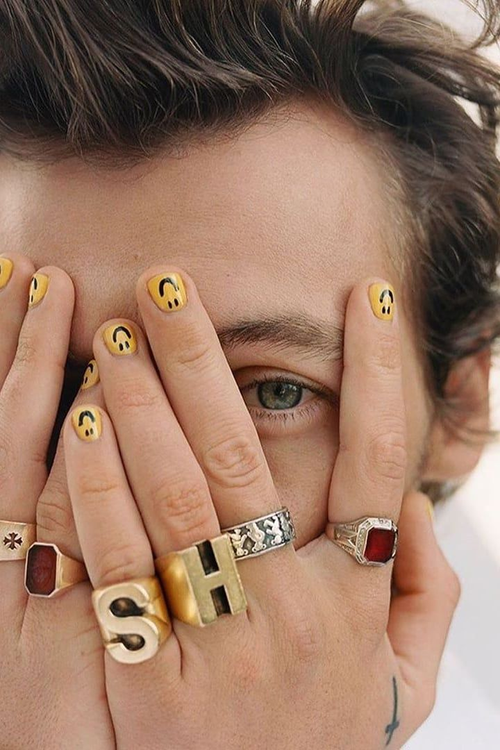 Harry Styles's Manicurist Reveals the $9 Nail Polish He Goes Through Fastest