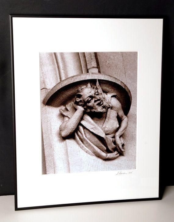 Biltmore Gargoyle by EnchantedStudios on Etsy, $75.00