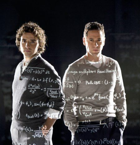 I miss this show.  NUMB3RS!