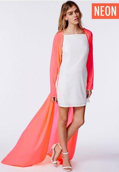 698074d82b2e Periana Long Sleeve Maxi Kimono - Kimonos - Missguided | Ireland ...