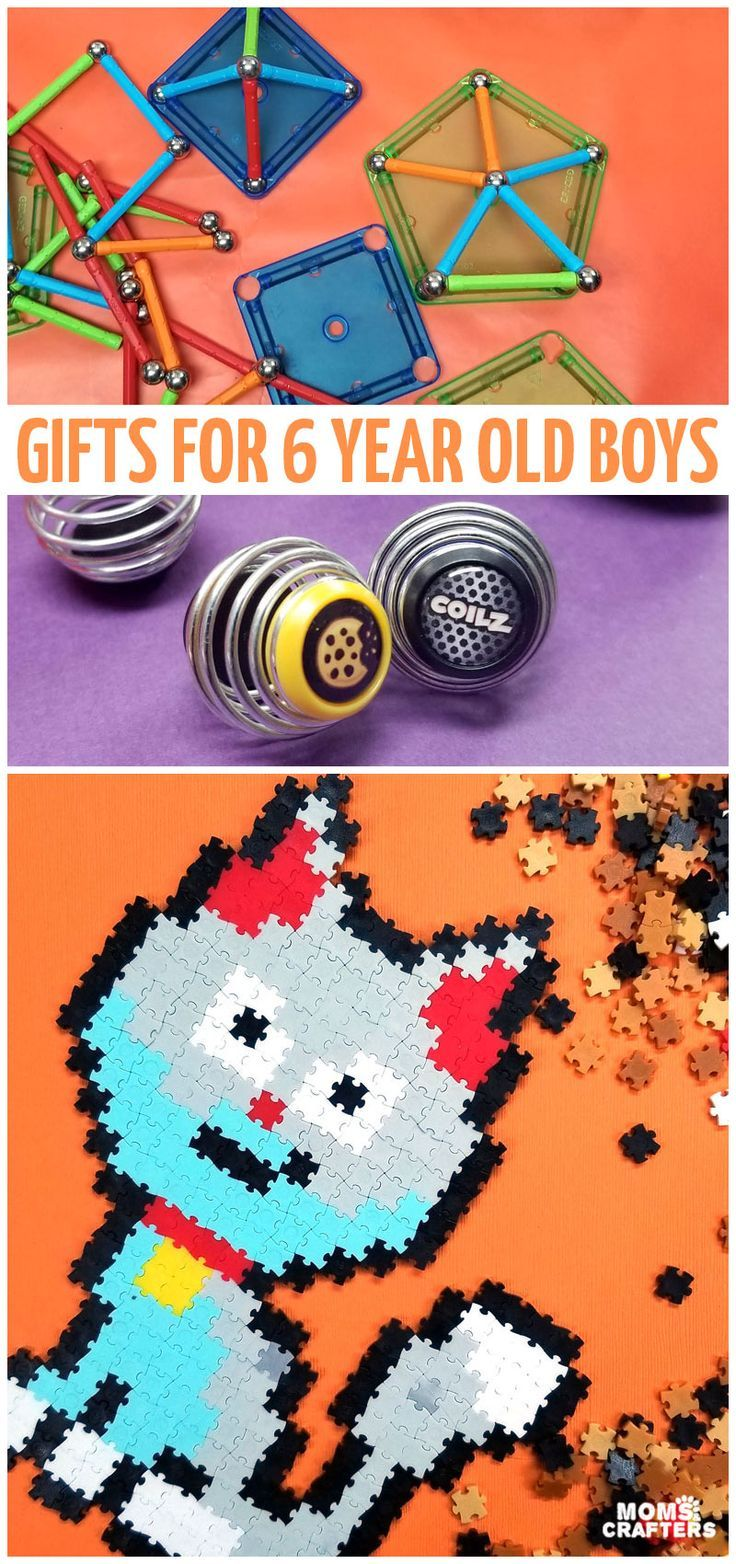 The Best Birthday Gifts for a 6 Year Old Boy