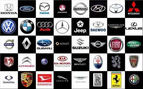 Piezas De Segunda Mano Para Todas Las Marcas Logotipos De Marcas