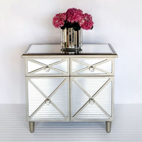 Mirrored Nightstands On Sale Post Image For Mirrored Furniture