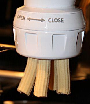 Making Rigatoni With The Kitchenaid Pasta Press Or Extruder