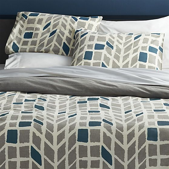 Footfall Bed Linens Cb2 With Images Queen Duvet Covers