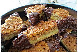 Nussecken - wie vom Bäcker