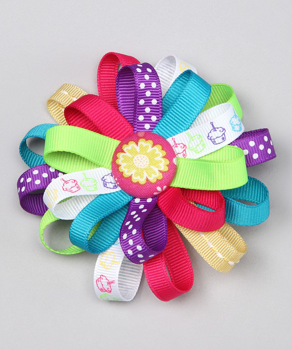 Easy hairbows