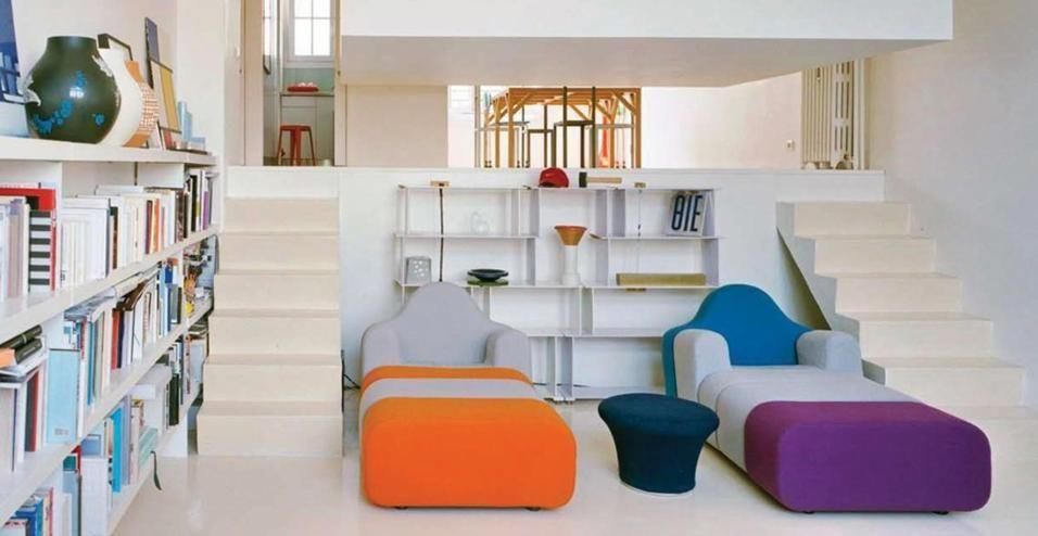 Idee per arredare mini appartamenti di 40mq   Design ...
