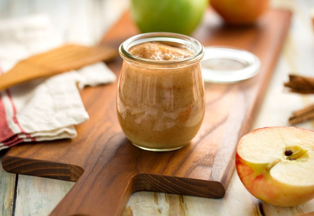 Pressure Cooker Cinnamon Applesauce Recipe