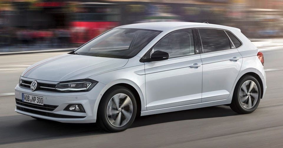 2018 Vw Polo Goes On Sale In Uk From 13 855 Con Imagenes