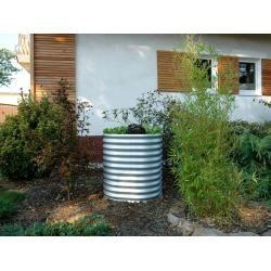 Vitavia Hochbeet 858 Rund Geeignet Fur Garten Witterungsbestandig Gewellt Vitaviavitavia In 2020 Flower Pots Outdoor Large Flower Pots Garden Structures