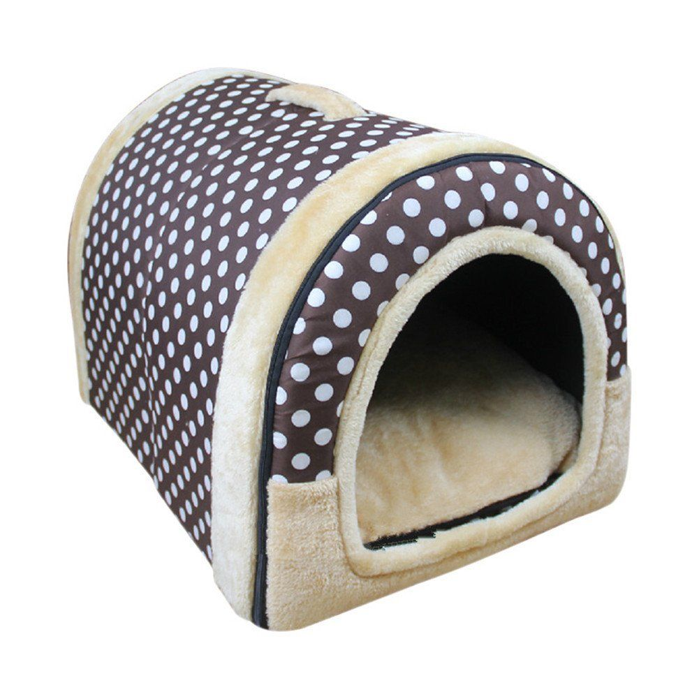 Mixse Cozy 2in1 Pet house and Sofa NonSlip Dog Cat