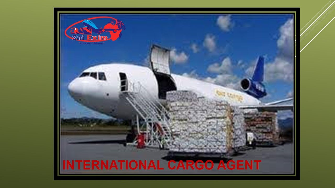 Hurry to get best international cargo agent services air