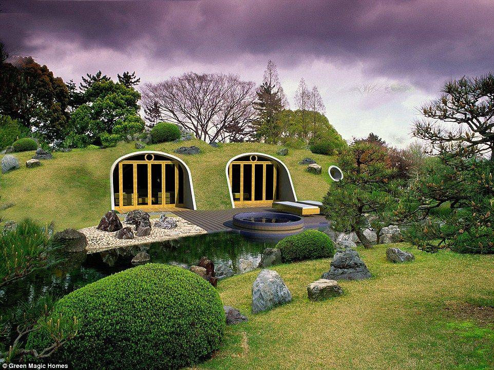 Your Very Own Hobbit Hole For Just 10 000 Pre Fabricated
