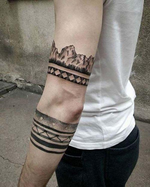 40 kleine Tattoo-Designs für Männer mit tiefen Bedeutungen #forearmtattoos