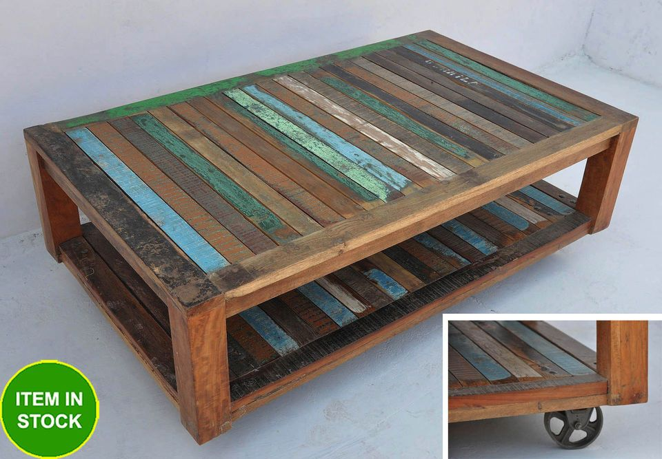 Coffee Table Rose, Reclaimed Boat Timber. Nautical, Recycled, Reclaimed,  Boatwood, Boat Furniture. | Boatwood Furniture From Kurt Eichhorn |  Pinterest ...