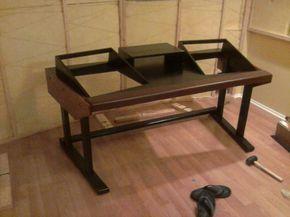 Pdf Diy Diy Recording Studio Desk Plans Download Diy Queen Wood Bed Home Studio Desk Studio Desk Wood Corner Desk