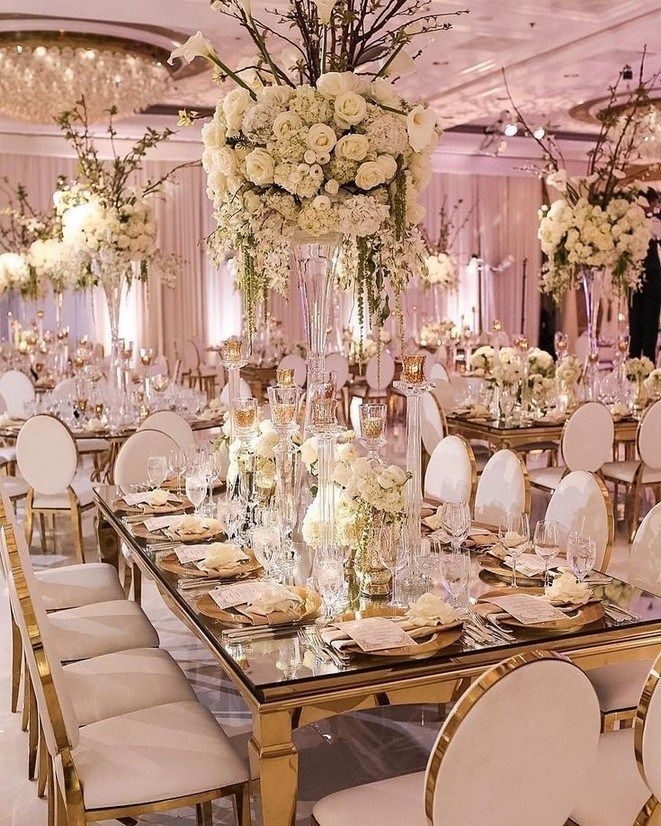 ✔ 23 stunning wedding table centerpieces ideas for your big day 00016 » agilshome.com -   14 wedding Table luxury ideas