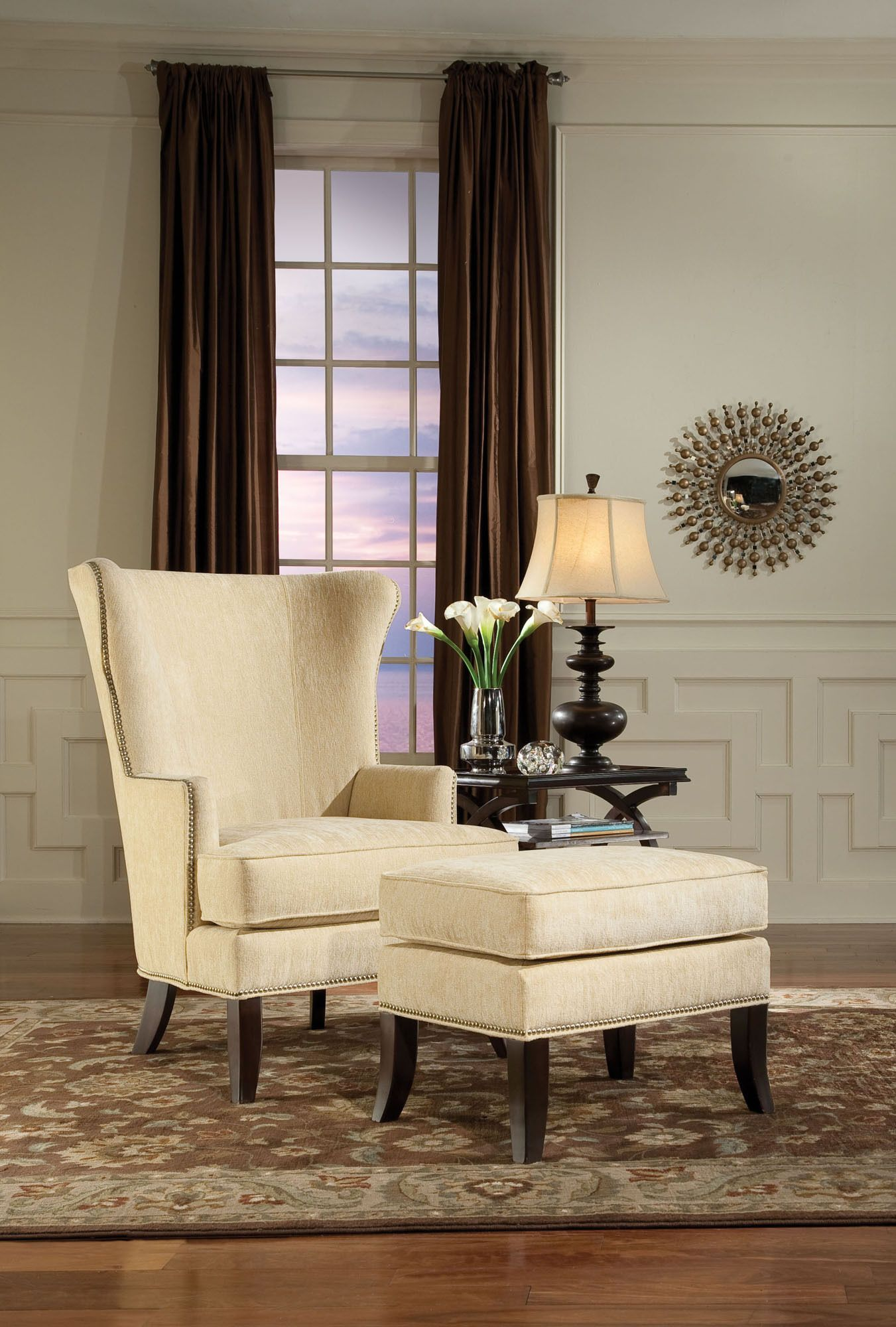 Wing Chair Fairfield Chair Company Home Gallery Stores