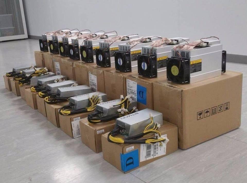 Sale - BRAND NEW Bitmain Antminer L3+ 504MH/s 800w Litecoin