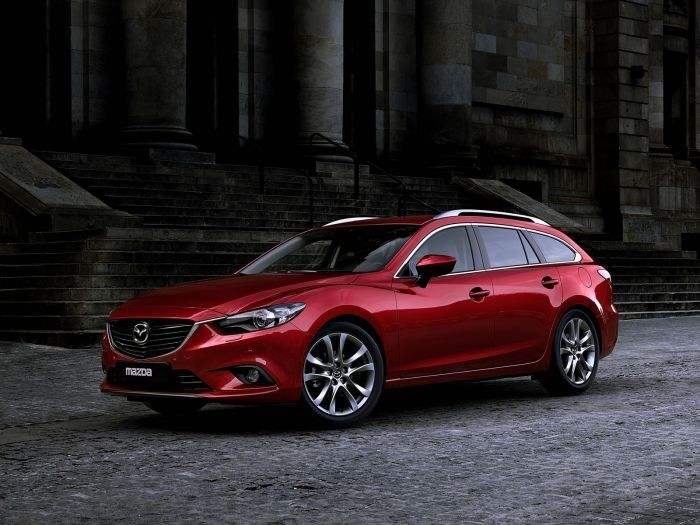 2019 Mazda 6 Picture Mazda 6 Wagon Mazda 6 Station Wagon Mazda 6