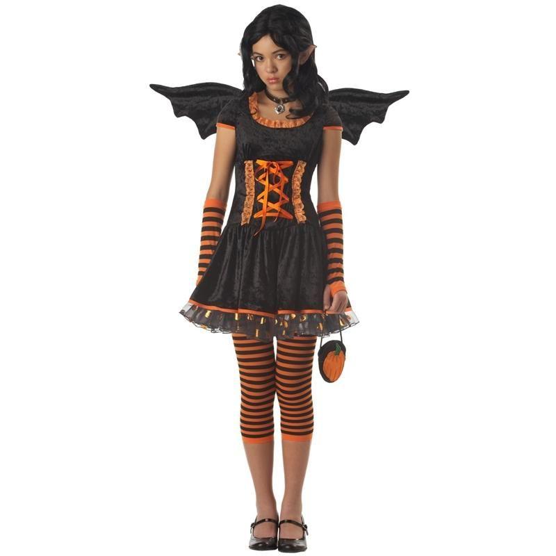 Trendy Halloween - #California Costume Deluxe Pixie Tween Costume - halloween costume ideas for tweens