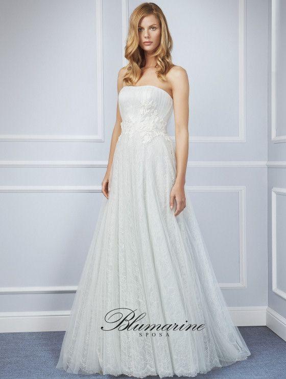 orazio atelier blumarine - bridal couture. #wedding #weddingdress