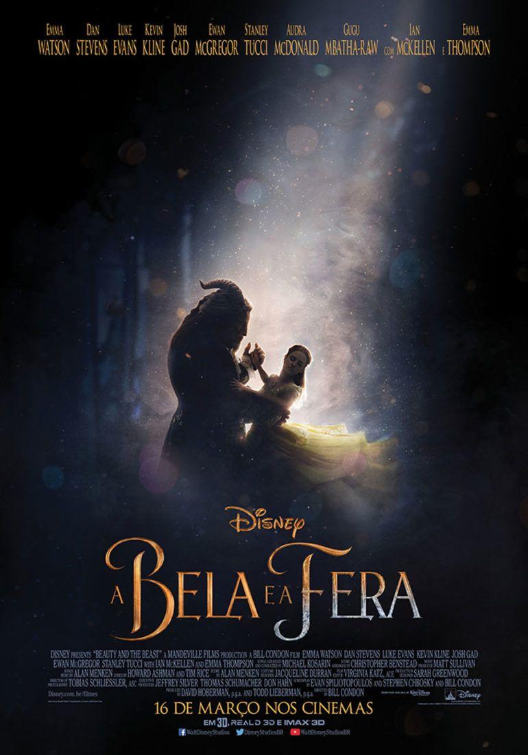 Primeiro Trailer Do Filme A Bela E A Fera Beleza Feral Filmes