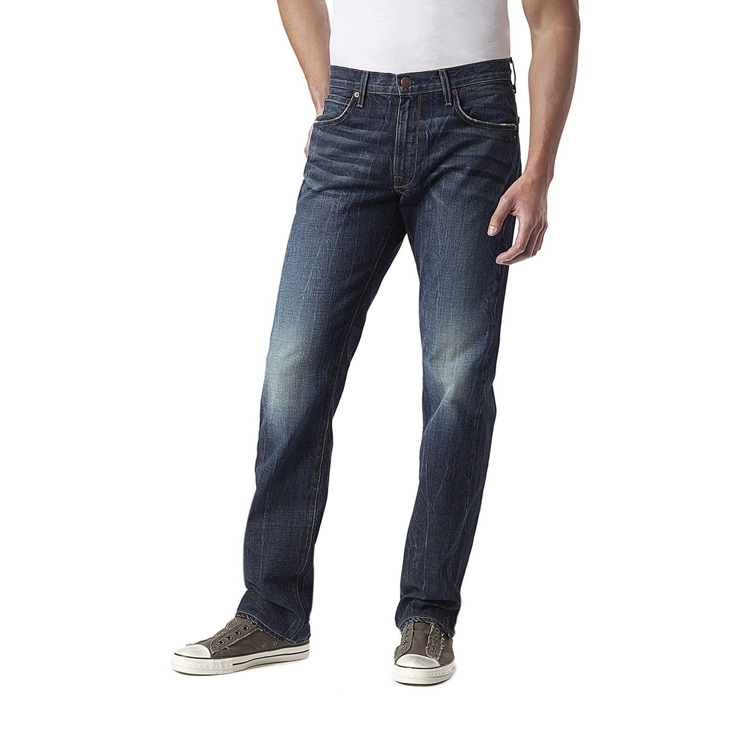 Images of Dark Denim Jeans - Get Your Fashion Style